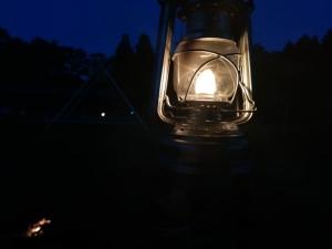 ランタン灯火