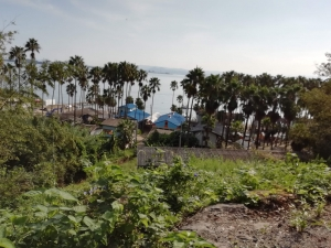 キャンプ村
